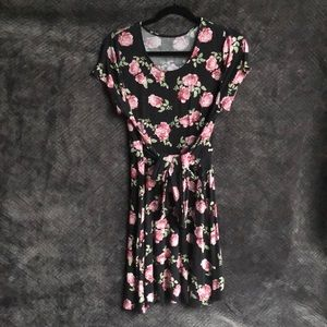 Francesca's Floral Sundress!